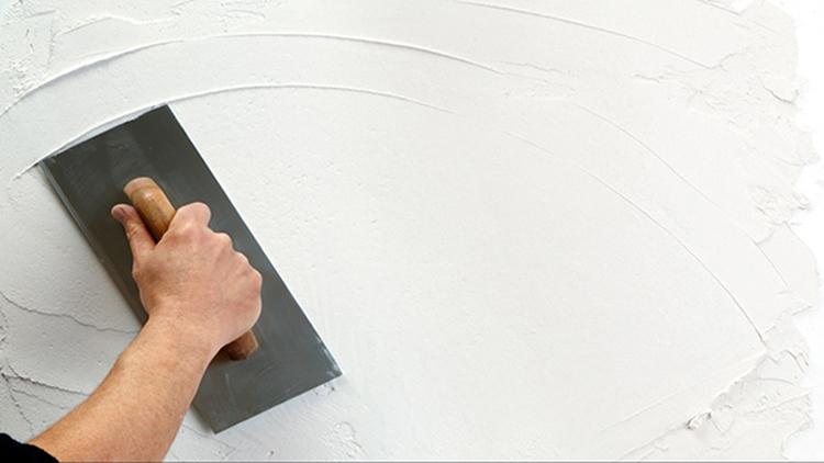сухая смесь для штукатурки стен