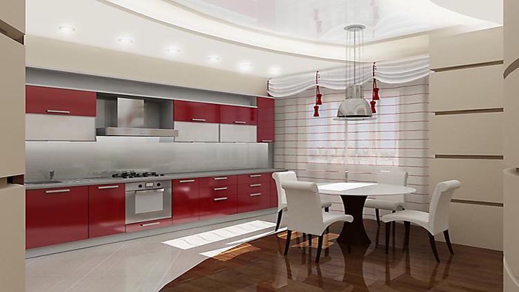 Чем отделать стены на кухне фото
