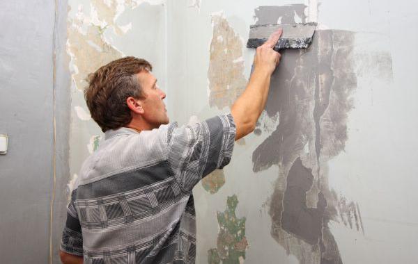 Подготовка стен к шуткатурке