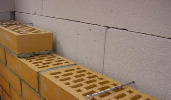 отделка внешних стен кирпичем