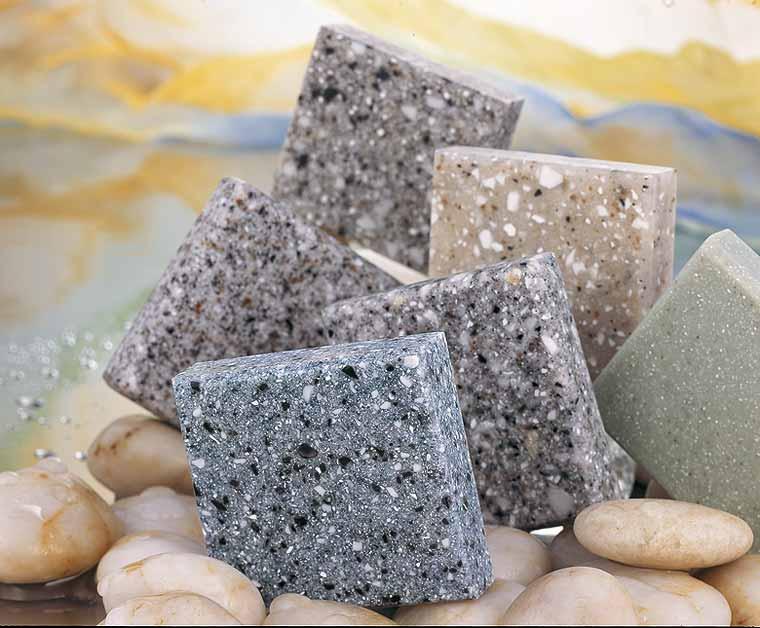 Базирующий материал газобетона - искусственный камень