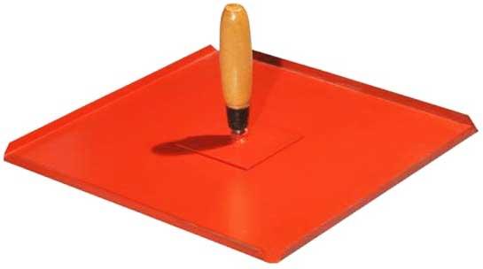 «сокол» - щиток является незаменимым инструментом для штукатурки