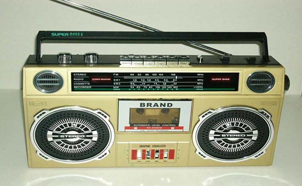 обыкновенный радиоприемник