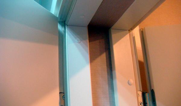 уплотнение дверного проема