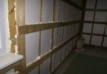 Чем и как эффективно утеплить стены дома изнутри