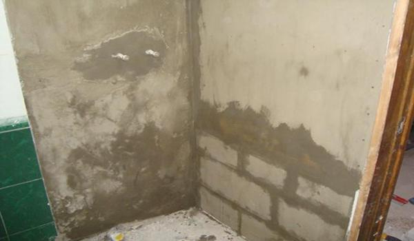 подготовка стен к кладке плитки