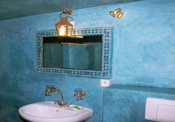 Штукатурка марокканская – экзотика в отделке стен