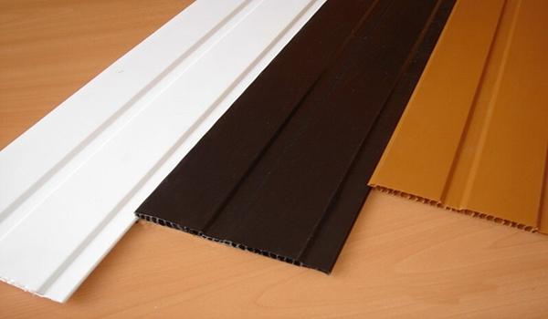 вертикальные облицовочные пластиковые панели
