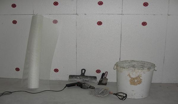 оригинальное утепление стен пенопластом изнутри