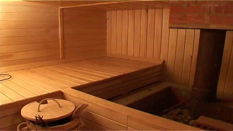 Утепление стен бани изнутри с видео