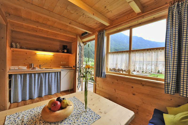 комната дачного дома