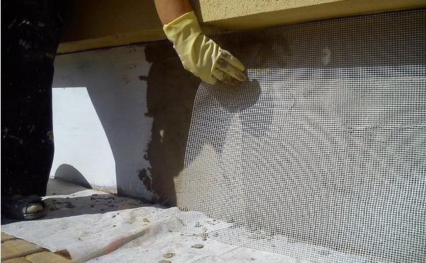 строительная сетка для кладки камня