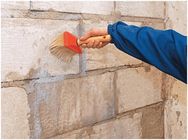 грунтовка стен под жидкие обои