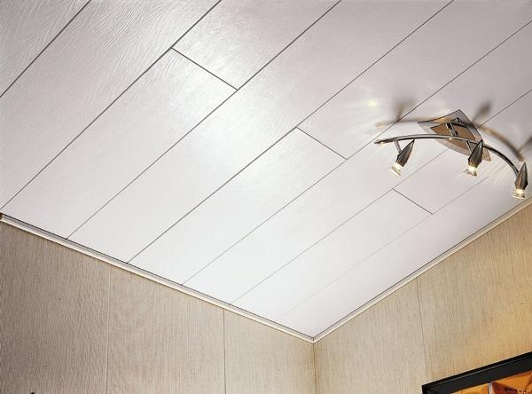 Панели ПВХ для потолка