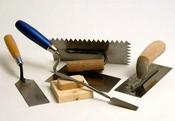 Инструменты для штукатурки стен: виды и применение
