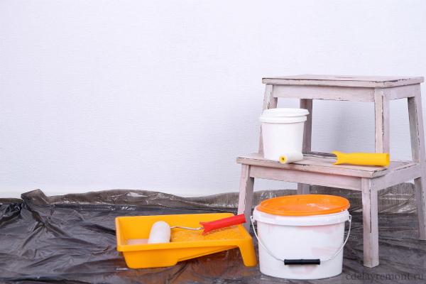 Интструменты для декоративной отделки стен