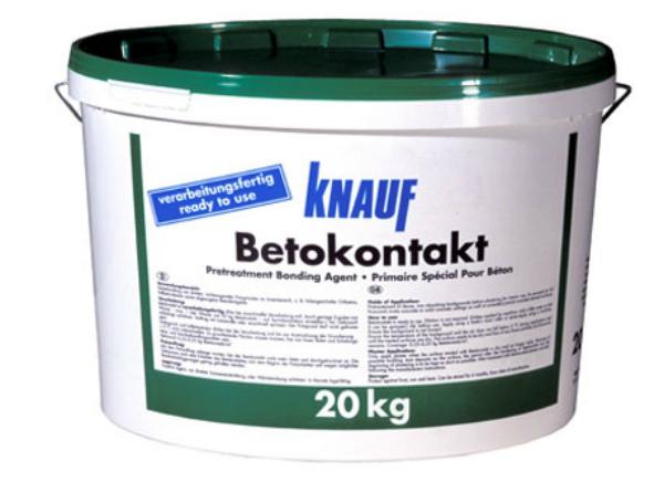 Грунтовка для бетонного потолка