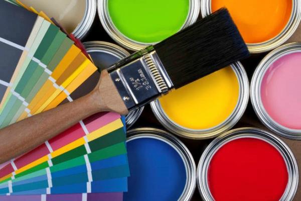 Подготовка материалов и инвентаря к покраске