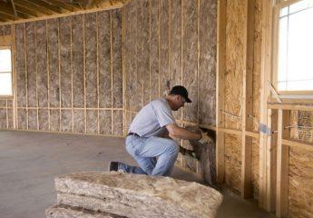 Утепление стен каркасного дома: инструкция