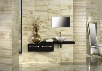 Выбор материала и технология облицовки стен мрамором