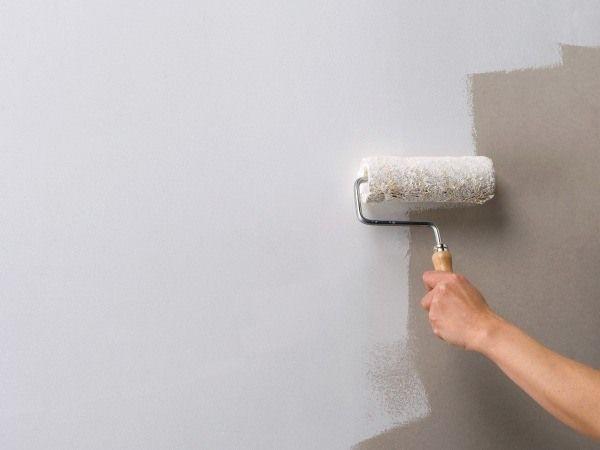 Грунтовка стен после финишной шпаклевки