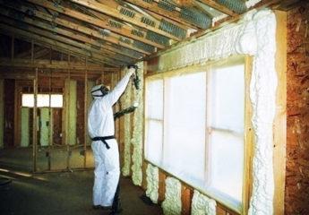 Лучшие методы утепления бетонных стен изнутри