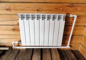 Как проводить замену и подключение батарей отопления своими руками