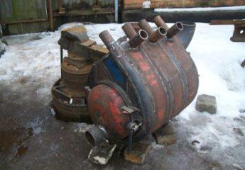 Печь «Булерьян»: как собрать мощный агрегат своими руками