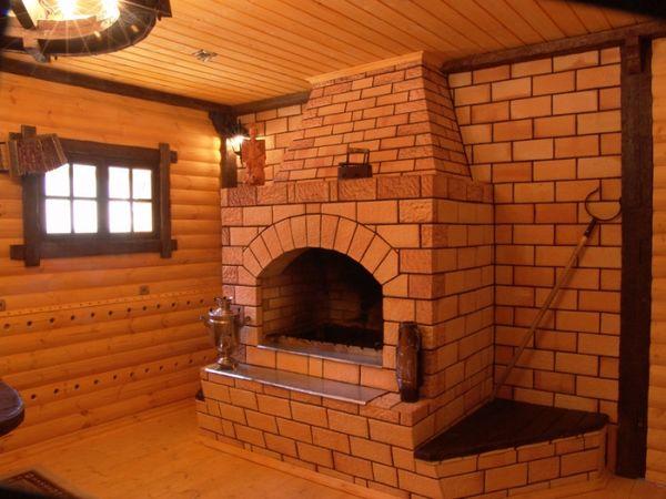 Кирпичную печь можно построить своими руками