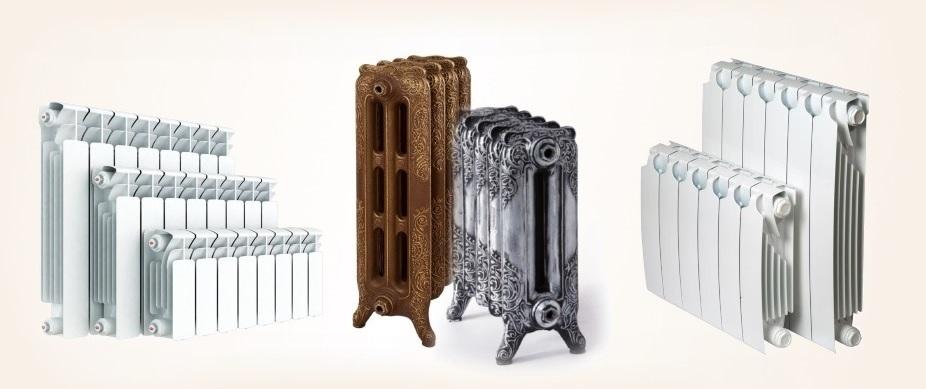 Разнообразие современных обогревательных элементов для дома и квартиры