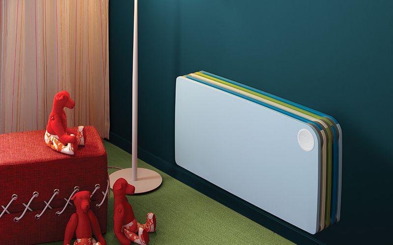 Настенный воздушный конвектор – оптимальное решение для детской комнаты