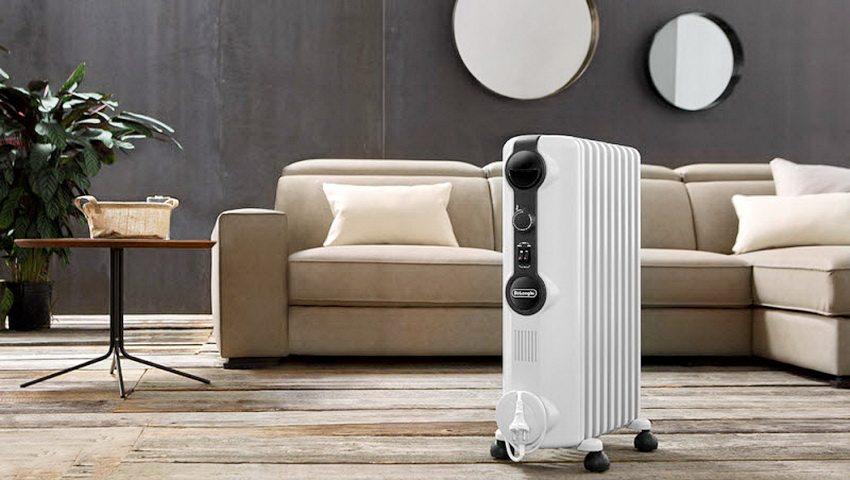 Масляные радиаторы отличаются практичностью и надежностью