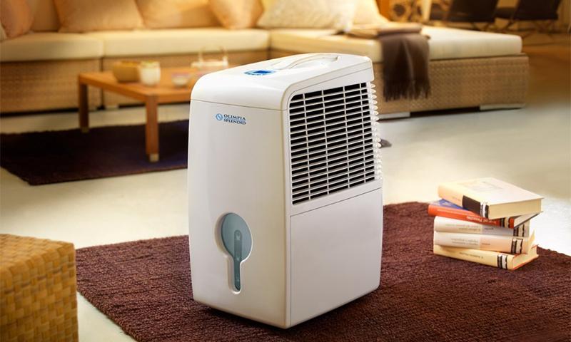 Легкий и компактный тепловентилятор быстро нагревает помещение